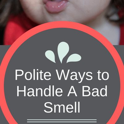 Dr Oz: How To Handle A Bad Smell & Why Smelling Nothing Is Good