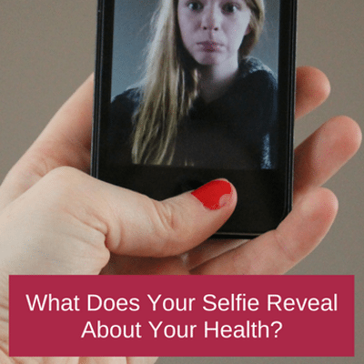 Dr Oz: What Your Selfie Says About Your Health + Self-Diagnose