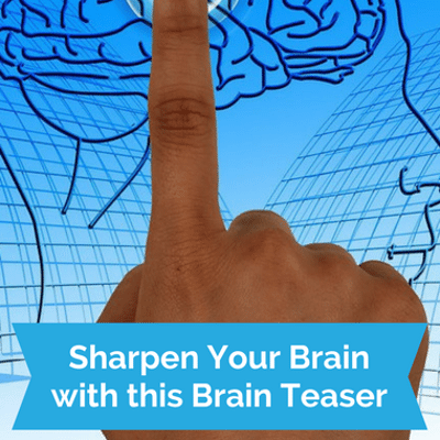 Dr Oz: Brain Teaser Dot Tests To Keep Your Brain Sharp