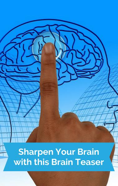 Dr Oz: Brain Teaser Dot Tests To Keep Your Brain Sharp