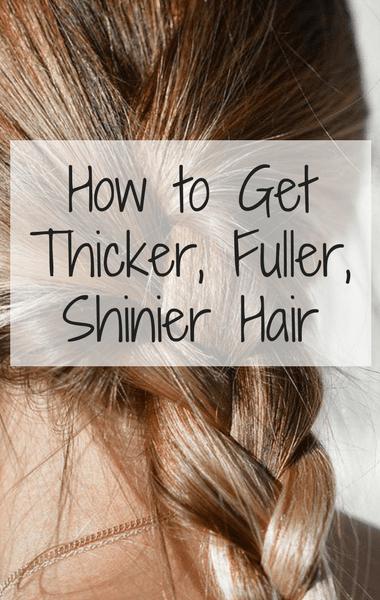 Dr Oz: Grow Thicker, Fuller, Shinier Hair + Minoxidil & DIY Mask