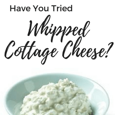 Dr Oz: Cottage Cheese To Lose Weight + Whipped Cottage Cheese